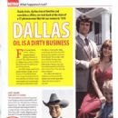 Dallas - Yours Retro Magazine Pictorial [United Kingdom] (27 February 2019)