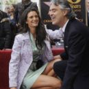 Andrea Bocelli and Veronica Berti - 400 x 608