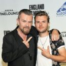 Guitarist Billy Duffy attends the screening of