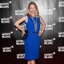 Sarah Wynter - Global Launch Of The Montblanc John Lennon Edition At Jazz At Lincoln Center On September 12, 2010 In New York City