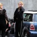 Mischa Barton out and about in West Hollywood February 8, 2011