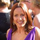 Patricia Heaton - Purple Dress, Red Carpet