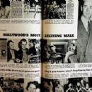 Alan Ladd and Sue Carol - Movie Life Magazine Pictorial [United States] (December 1958) - 454 x 302