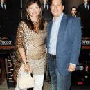 Jonathan Steinberg and Maria Bartiromo