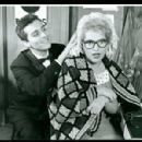 "Judy Holliday, Sydney Chaplin, in ""Bells Are Ringing"""