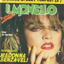Madonna - Il Monello Magazine [Italy] (December 1987)