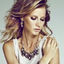 Renata Kuerten for Estela Geromini Fall 2013 Jewellery Campaign