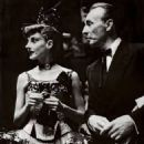 The dancer Tanaquil Le Clercq and her husband, George Balanchine, in 1955