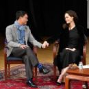 Angelina Jolie – 'Light After Darkness: Memory, Resilience and Renewal in Cambodia' discussion in NY