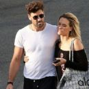 Peta Murgatroyd and Maksim Chmerkovskiy – Leaves dance practice in LA