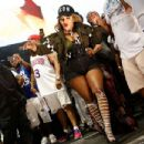 Lil' Kim – Performs 'shETHER' at Hot 97 Summer Jam in New Jersey