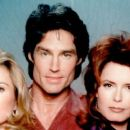 Ronn Moss and Tracey Bregman
