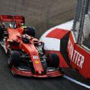 Singapore GP Qualifying 2019