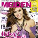 Miley Cyrus - Meiden Magazine Cover [Netherlands] (November 2011)