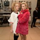 Katherine McNamara – Moschino x H&M Los Angeles Launch Event in LA - 454 x 649