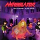 Annihilator Album - Criteria For A Black Widow