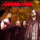 Annihilator Album - Waking The Fury