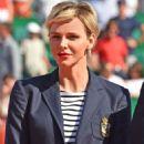 Charlene of Monaco – ATP Masters Series Monte Carlo Rolex Masters - 454 x 681