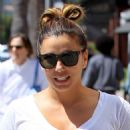 Eva Longoria Leaving Anastasia Spa in Beverly Hills - 454 x 605