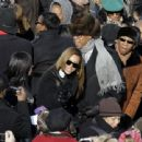 Beyoncé Knowles - Inauguration Ceremony At The U.S. Capitol In Washington, 20.01.2009.