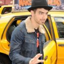 Joe Jonas Out To Lunch In NYC (March 13)