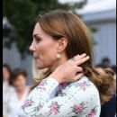 Kate Middleton – Attends the 'Back to Nature' festival in England - 454 x 698