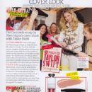 Taylor Swift - 2009 Teen Vogue Magazine, March Issue