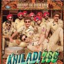 Khiladi 786 Latest new poster 2012 - 454 x 592