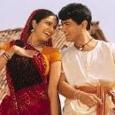 Aamir Khan and Gracy Singh