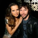 Petra Nemcova and James Blunt