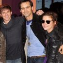 '90210' at the Season 4 Wrap Party at Pink Taco - March 18, 2012 - 454 x 726