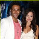 Corbin Bleu and Sasha Clements - 454 x 446