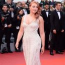 Iskra Lawrence – 'Sink or Swim' Premiere at 2018 Cannes Film Festival