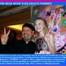 THE MEGA MOVIE STAR DAKOTA FANNING! - 454 x 403