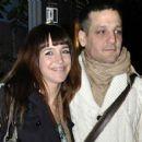 Soledad Fandino and Rodrigo De la Serna