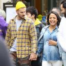 Christina Milian – Shopping at The Grove in West Hollywood