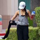 Vanessa Hudgens: From the Gym to the Psychic Shop