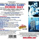 The Pajama Game 1957 Motion Picture Musical Starring Doris Day