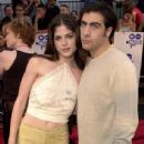 Jason Schwartzman and Selma Blair