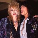 Michael Monroe & Steven Tyler