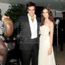 David Copperfield and Chloe Gosselin - 454 x 454