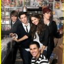 Victoria Justice and James Maslow - 334 x 500