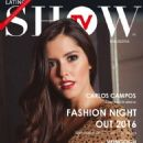 Paulina Vega - Show Latino Magazine Cover [Colombia] (May 2016)