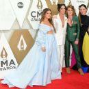 Maren Morris – 53rd annual CMA Awards at the Music City Center in Nashville