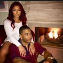 Nelly and Shantel Jackson - 454 x 454