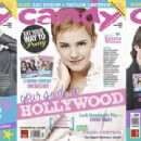 Emma Watson, Nina Dobrev, Ian Somerhalder, Paul Wesley, Lea Michele, Cory Monteith, Dianna Agron, Matthew Morrison - Candy Magazine Cover [Philippines] (November 2010)