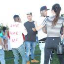 Kendall Jenner At The Jack Kemp Stadium In La