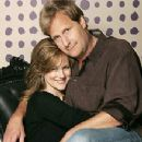 Laura Linney and Jeff Daniels