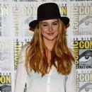 Shailene Woodley at Comic-Con International 2013 in San Diego, CA (July 18)