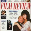 Bob Hoskins - Film Review Magazine [United Kingdom] (May 1991)